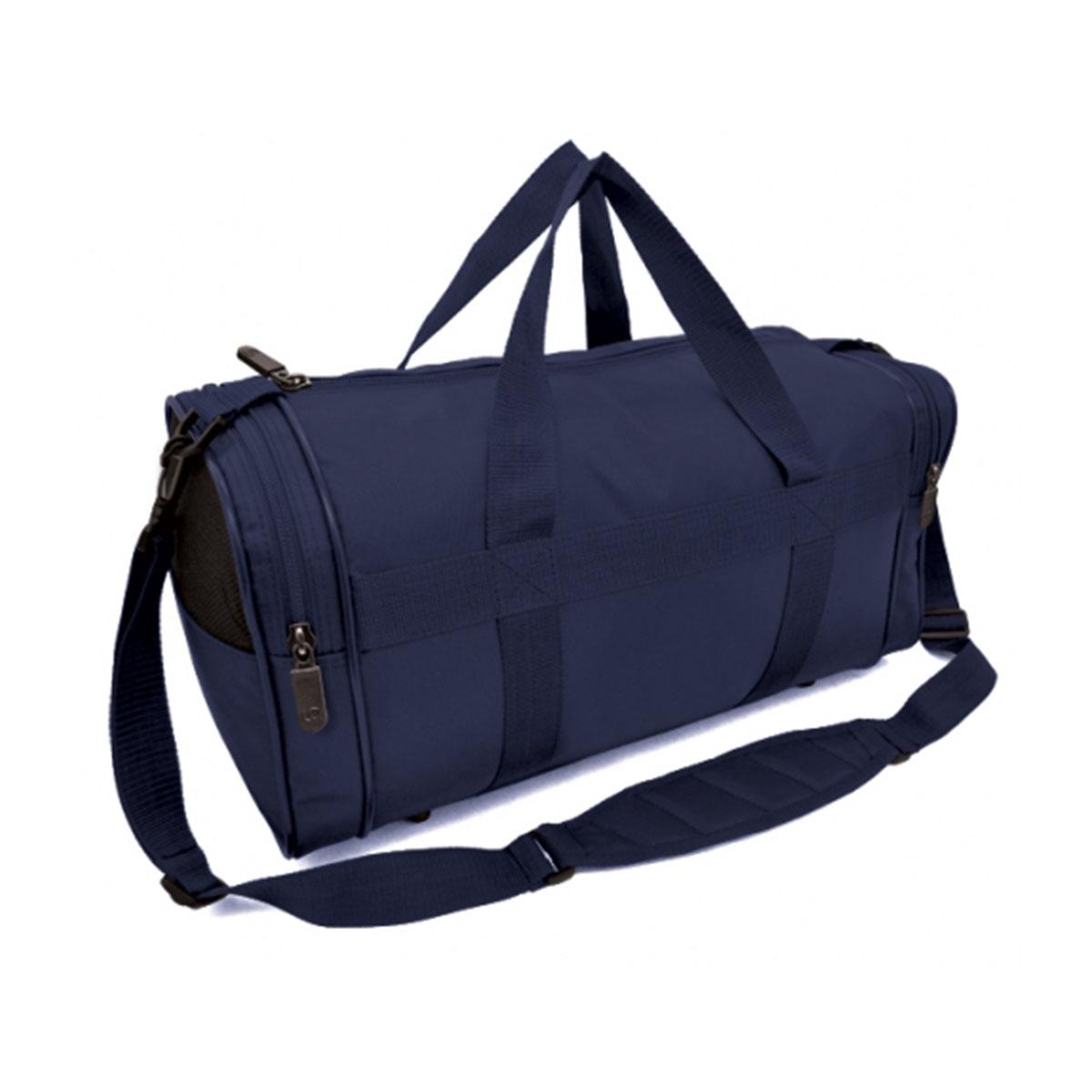 Pronto Sports Bag-Navy