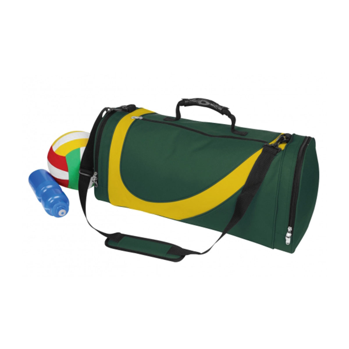 Sports Bag-Bottle / Gold