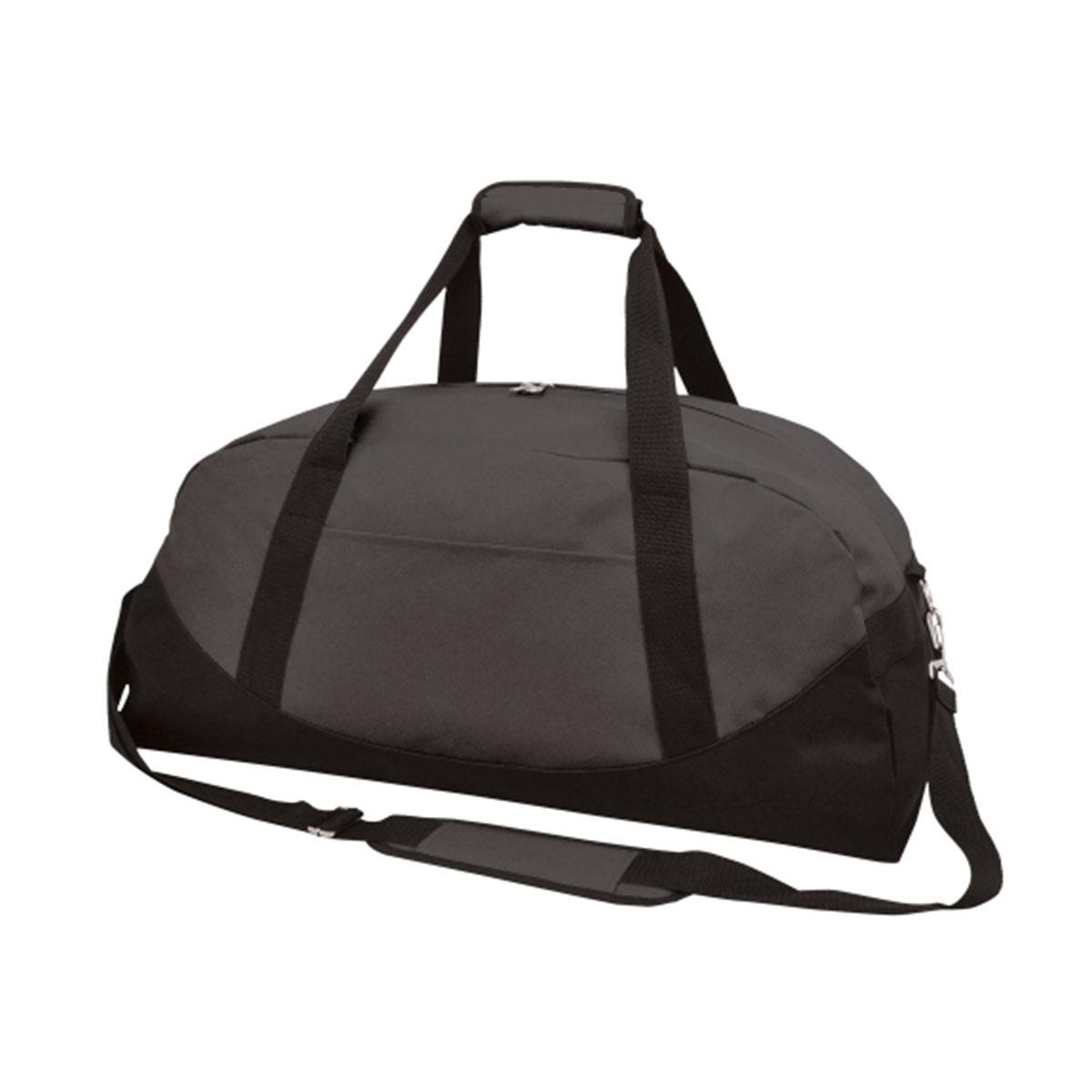 Lunar Sports Bag-Charcoal / Black