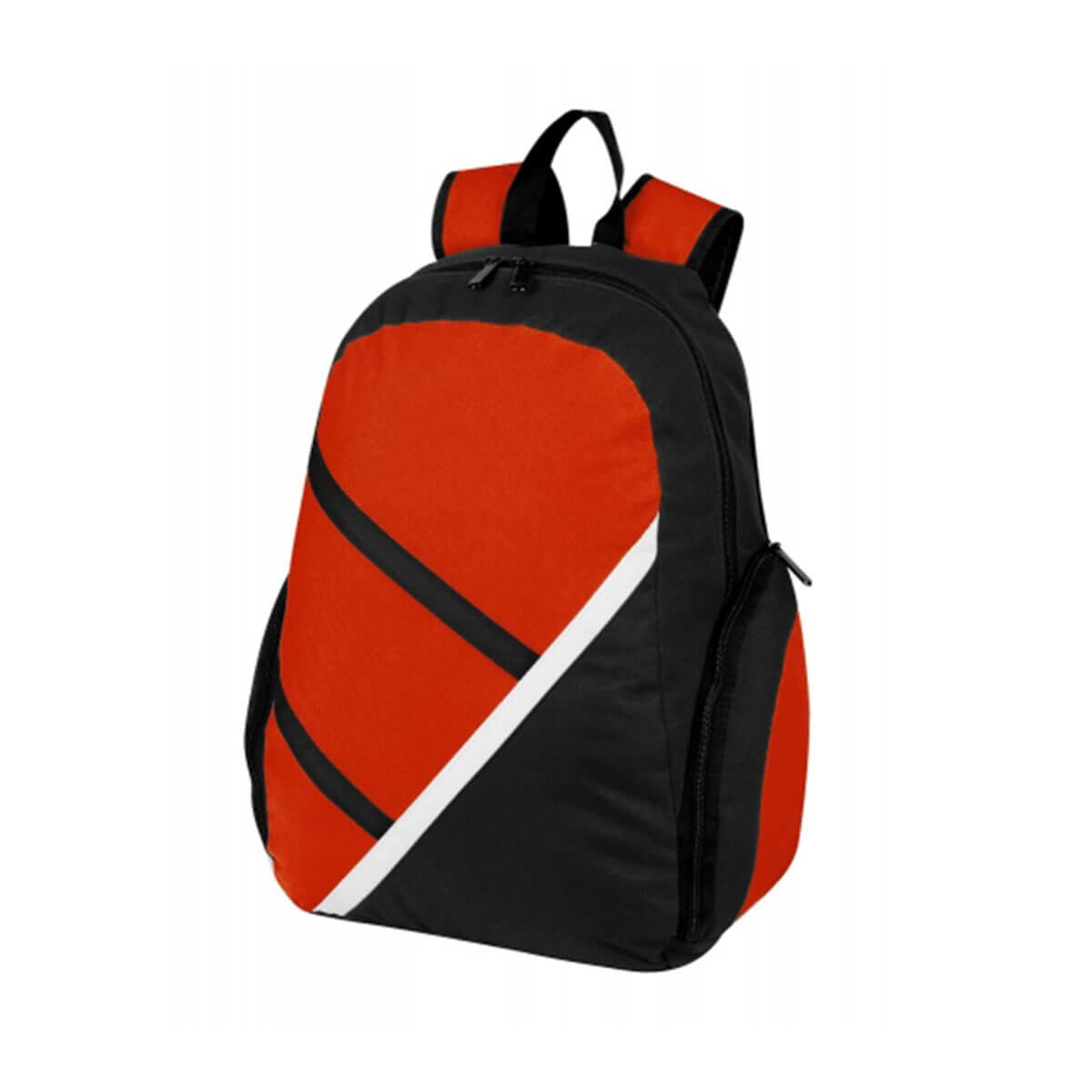 Precinct Backpack-Red / White / Black