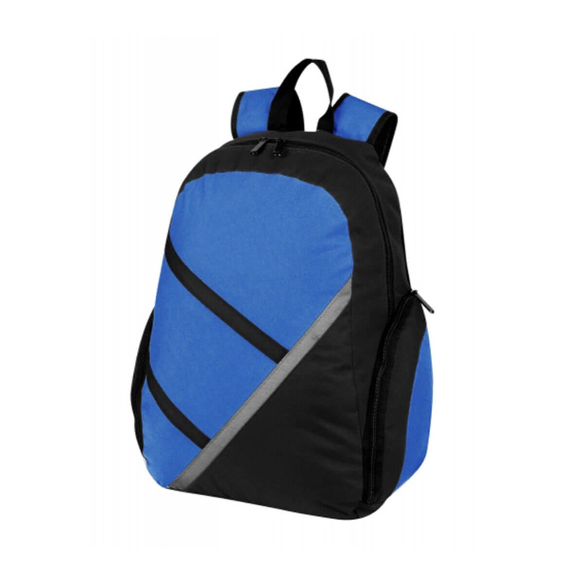 Precinct Backpack-Royal / Grey / Black