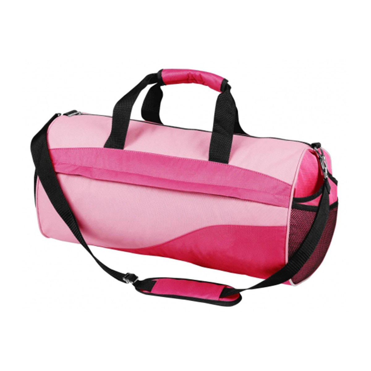 Roll Sports Bag-Pink / Hot Pink