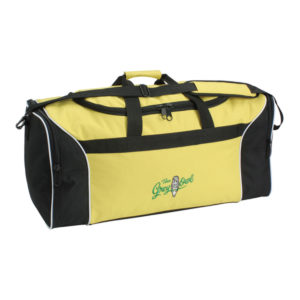 Tri-Colour Sports Bag
