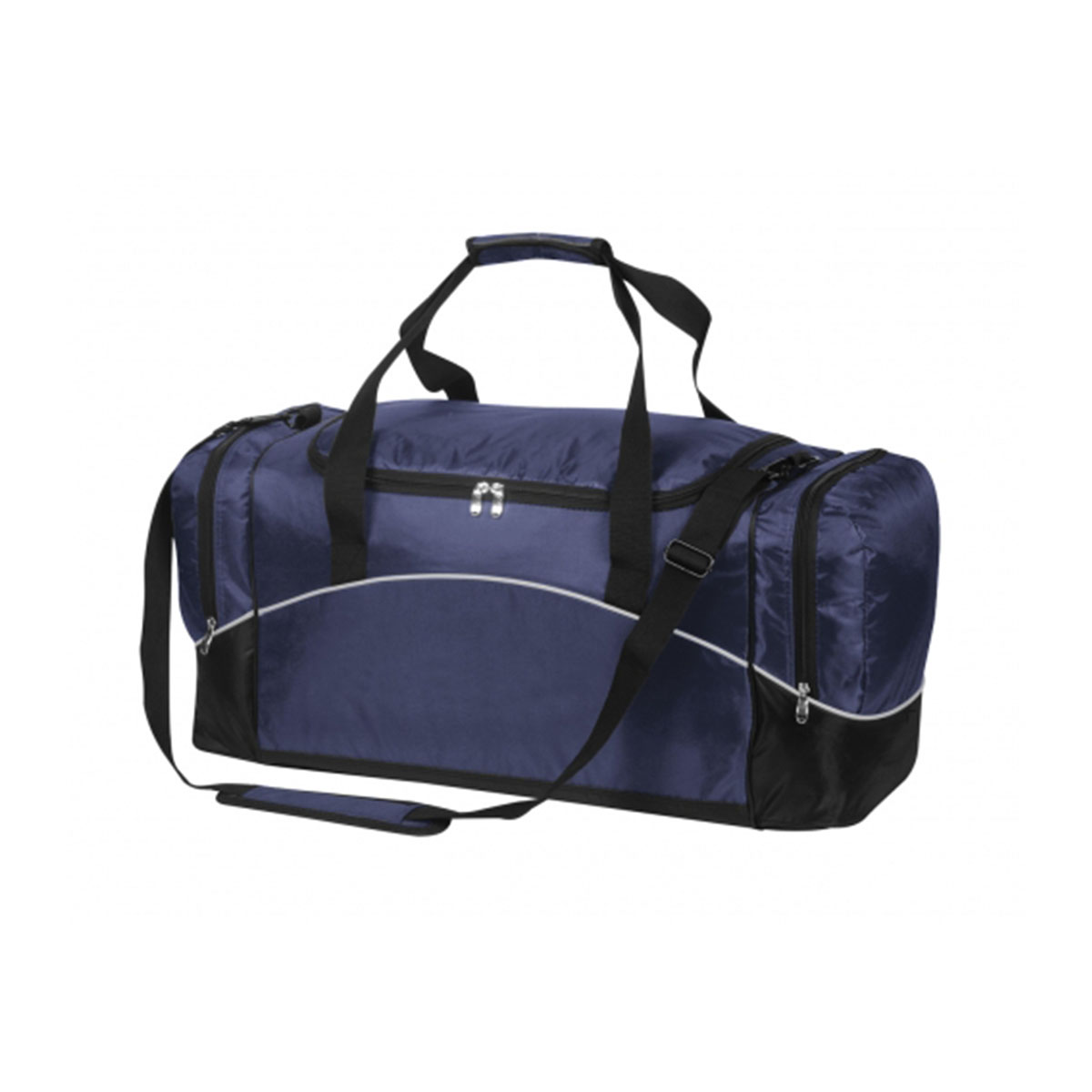 Victory Sports Bag-Navy / White