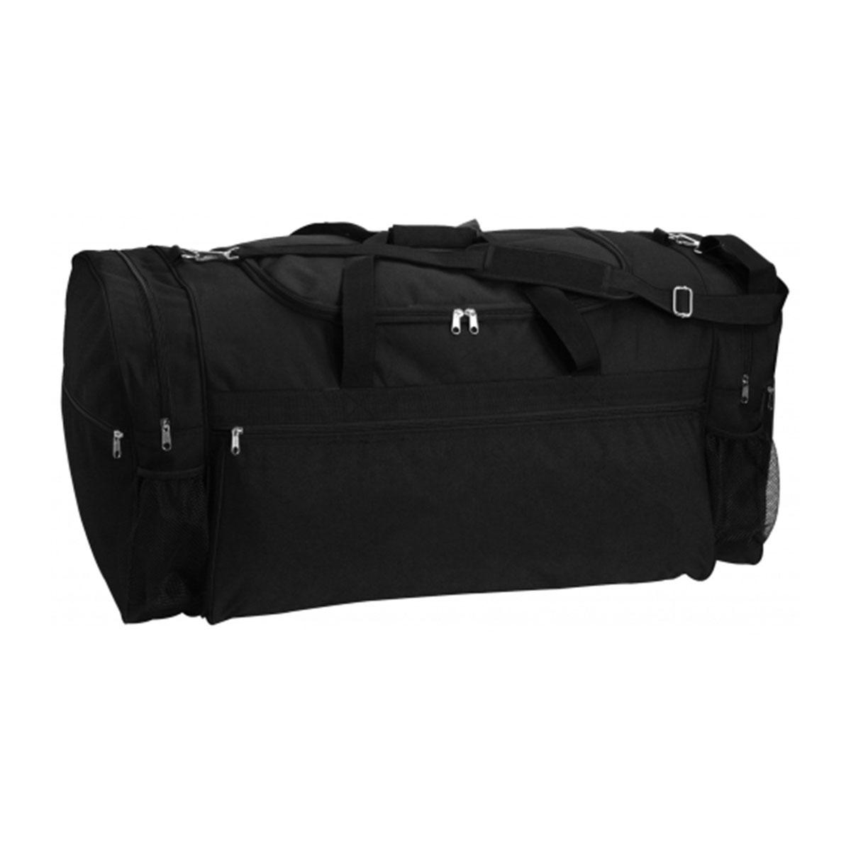 Large Sports Bag-Black