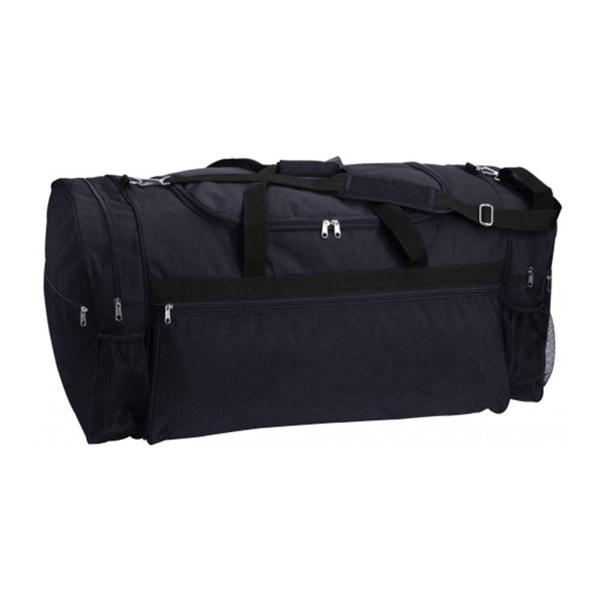 Large Sports Bag-Navy