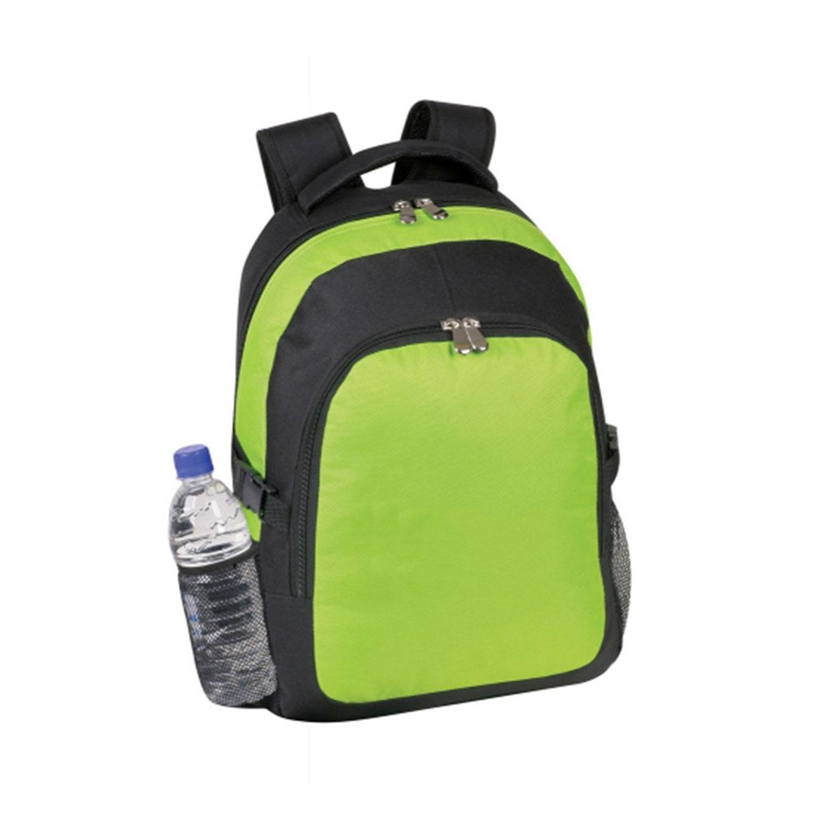 Backpack-Lime / Black