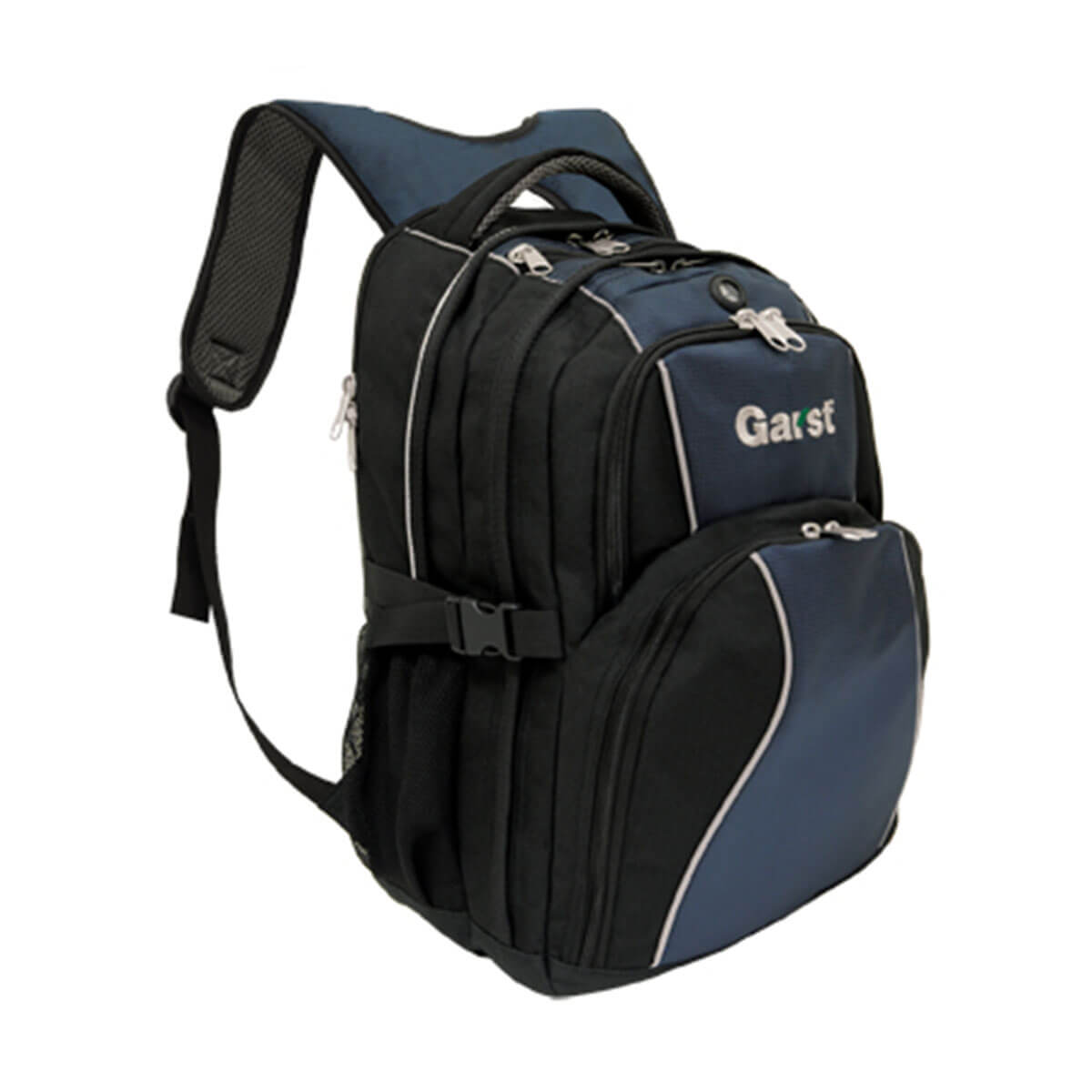 Oregon Backpack-Black / Navy