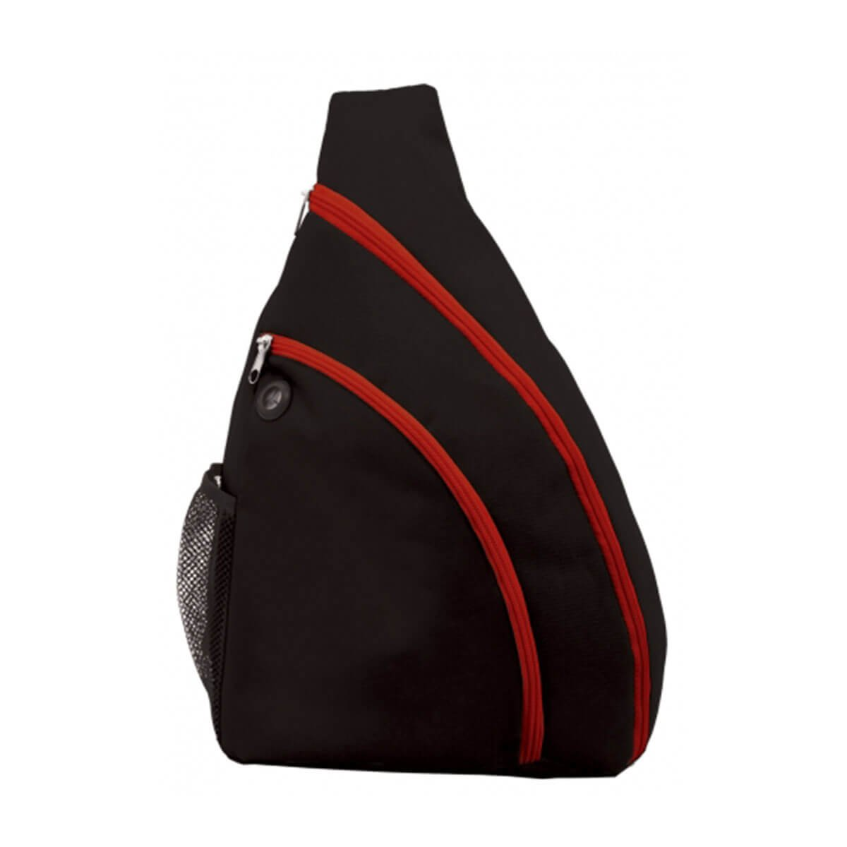 Surge Sling pack-Black / Red