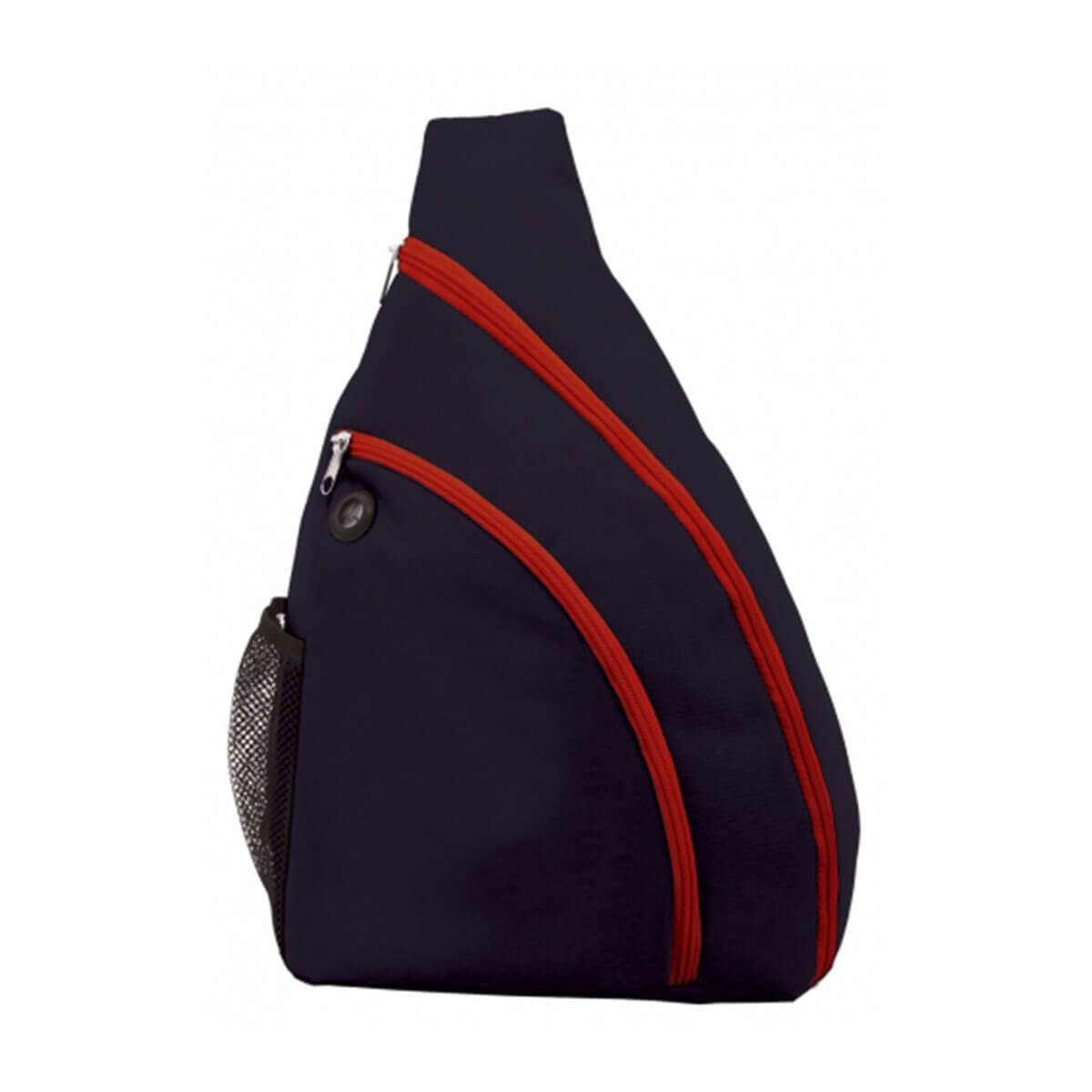 Surge Sling pack-Navy / Red
