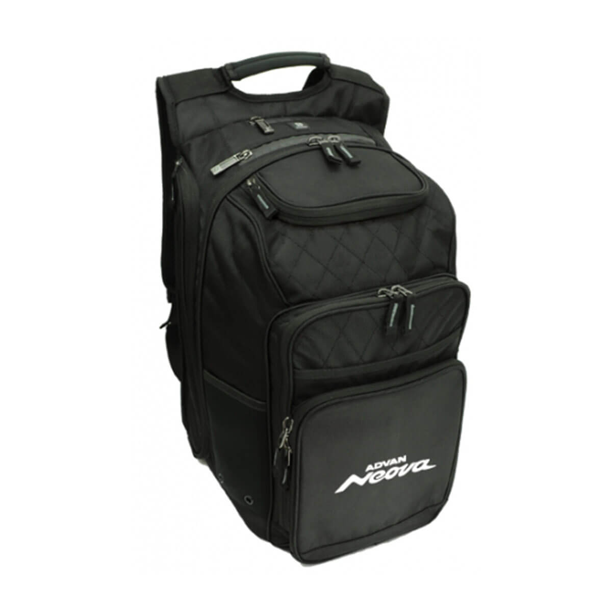 Boxy Backpack-Black