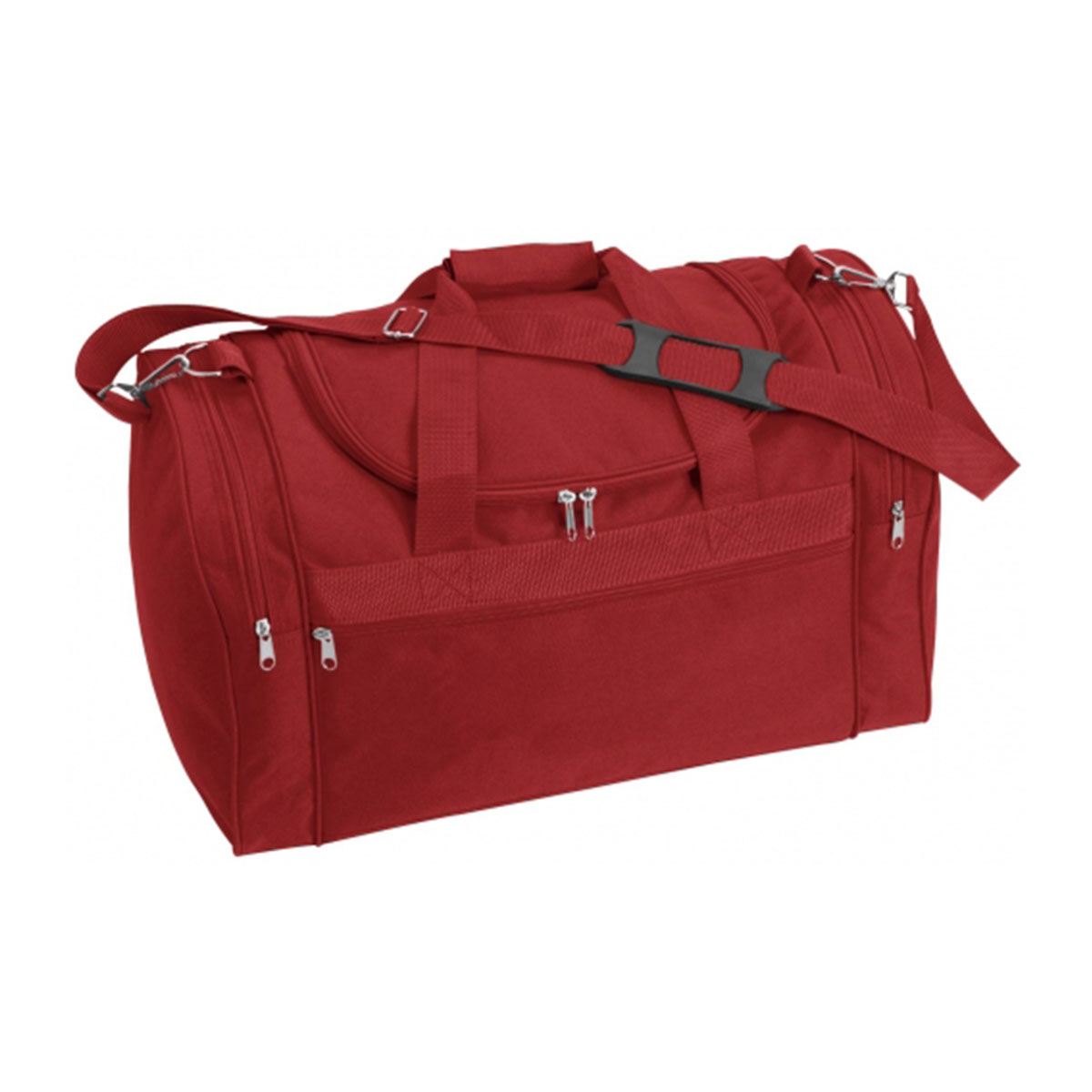 School Sports Bag-Red