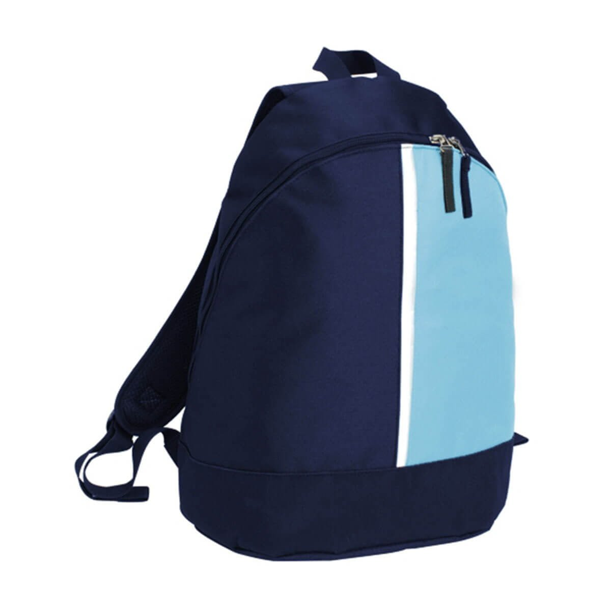 2-Panel Backpack-Navy / Sky