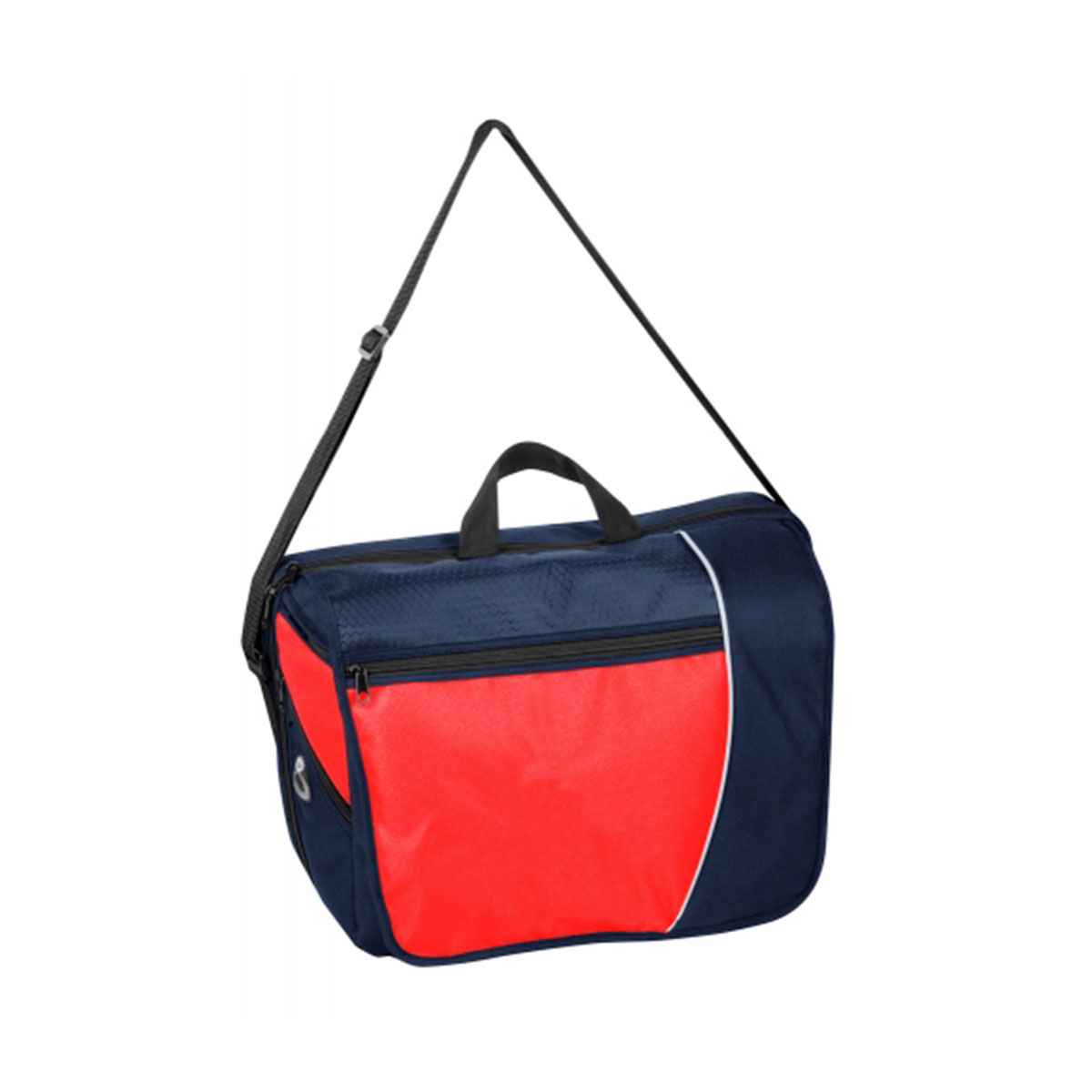Conference Bag-Navy / White / Red