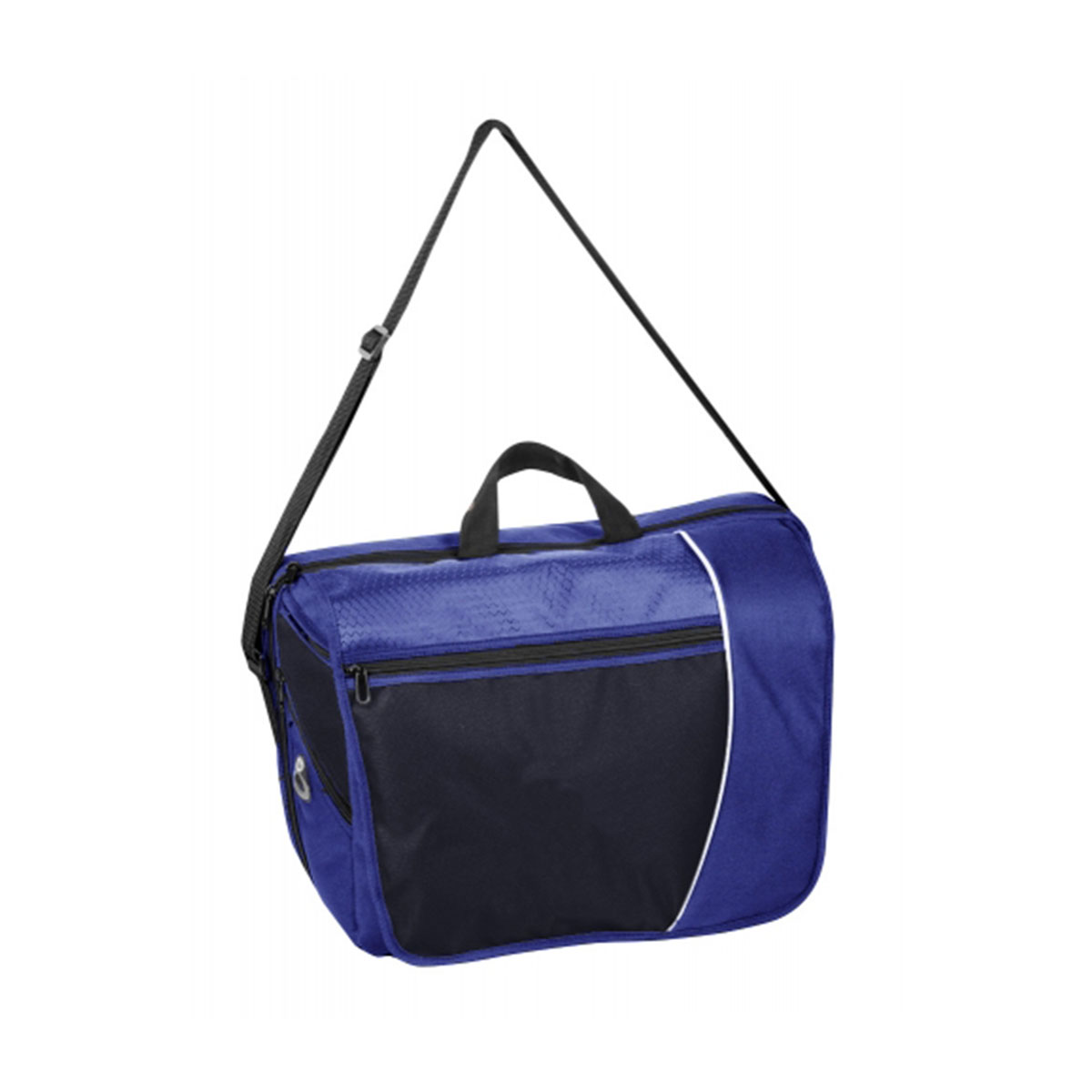 Conference Bag-Royal / White / Navy