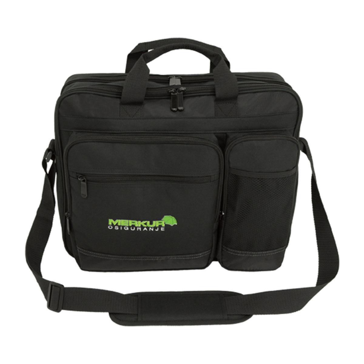 Nemesis Conference Bag-Black
