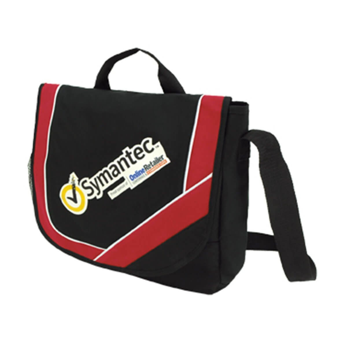Calibre Conference Bag-Black / White / Red