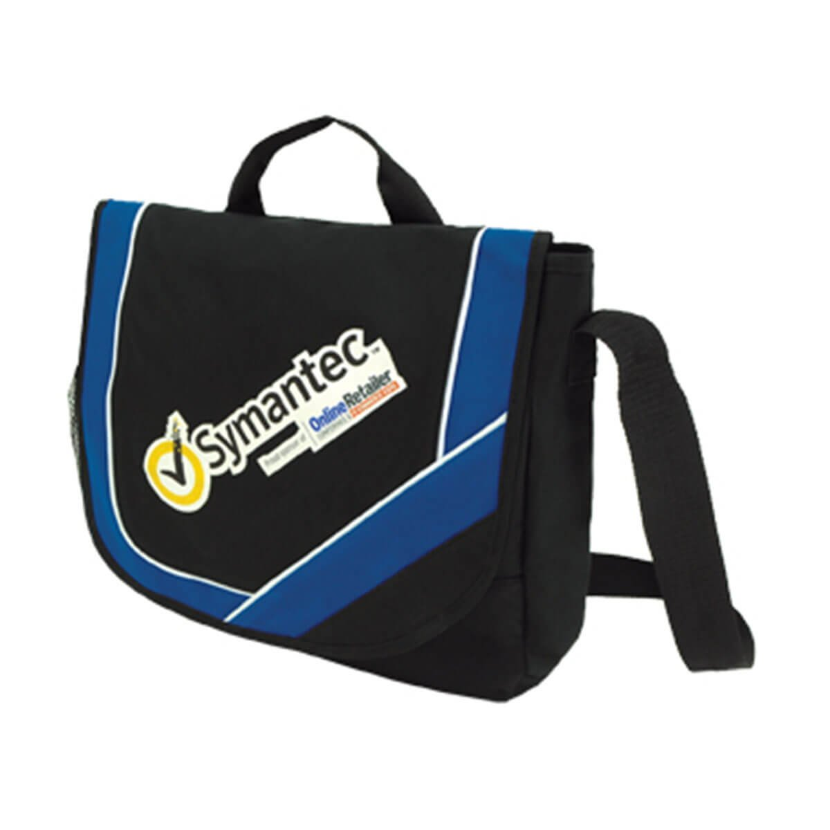 Calibre Conference Bag-Black / White / Royal