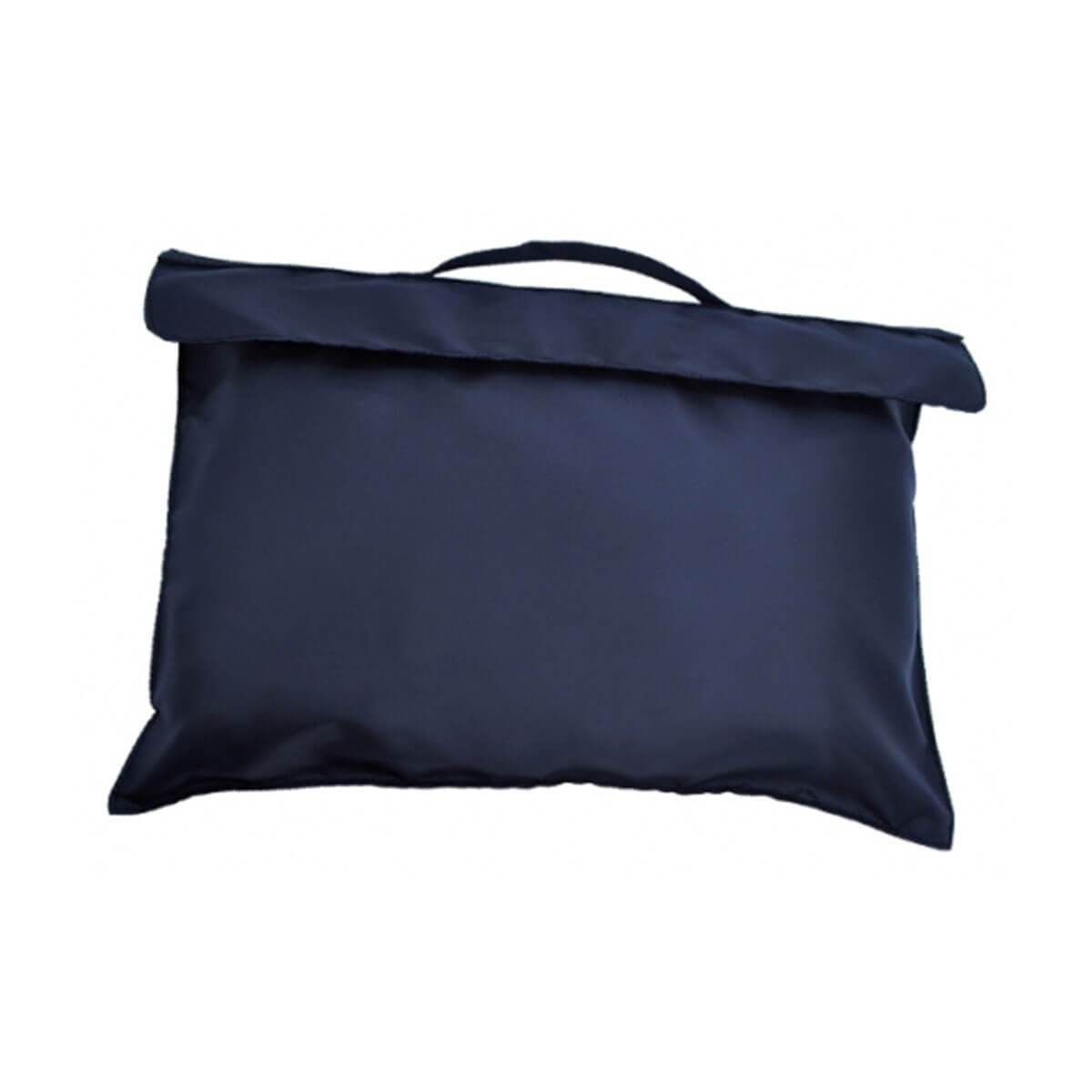 Bryce Document Bag-Navy