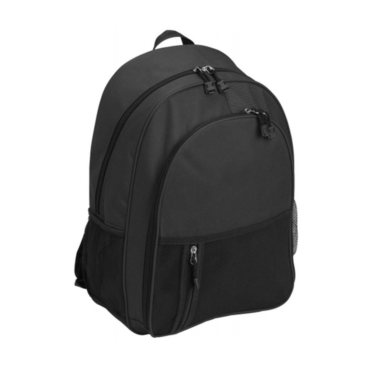 Casual Backpack-Black