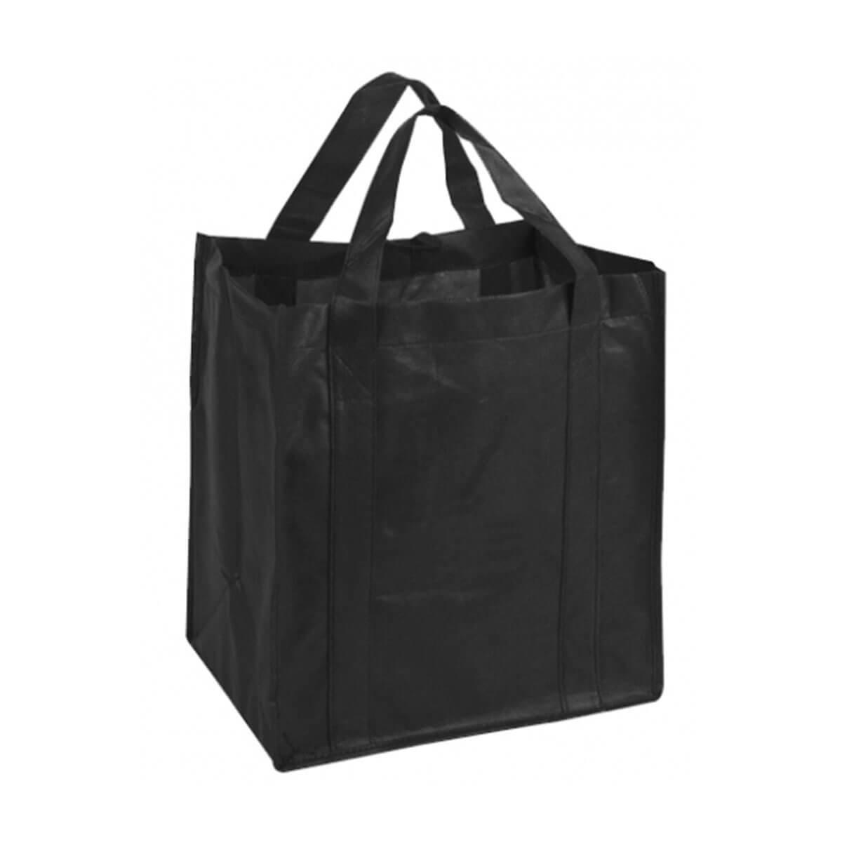 Non-Woven Shopping Bag-Black