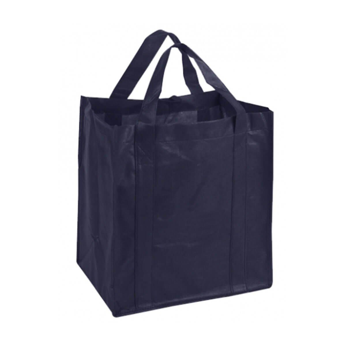 Non-Woven Shopping Bag-Navy