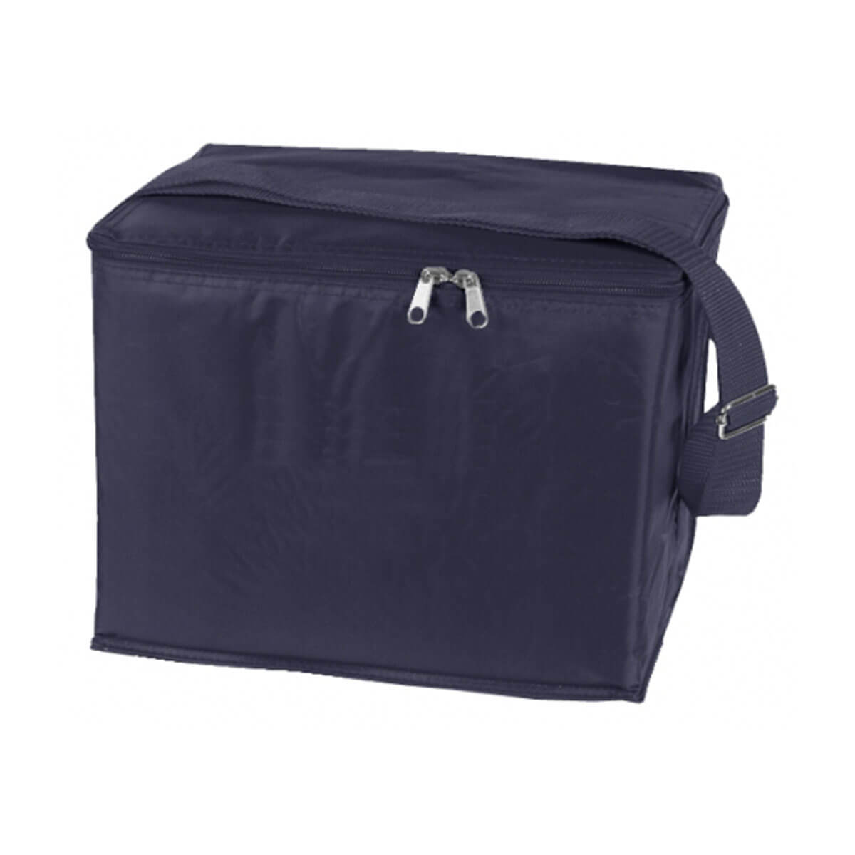 6 Can Cooler Bag-Navy