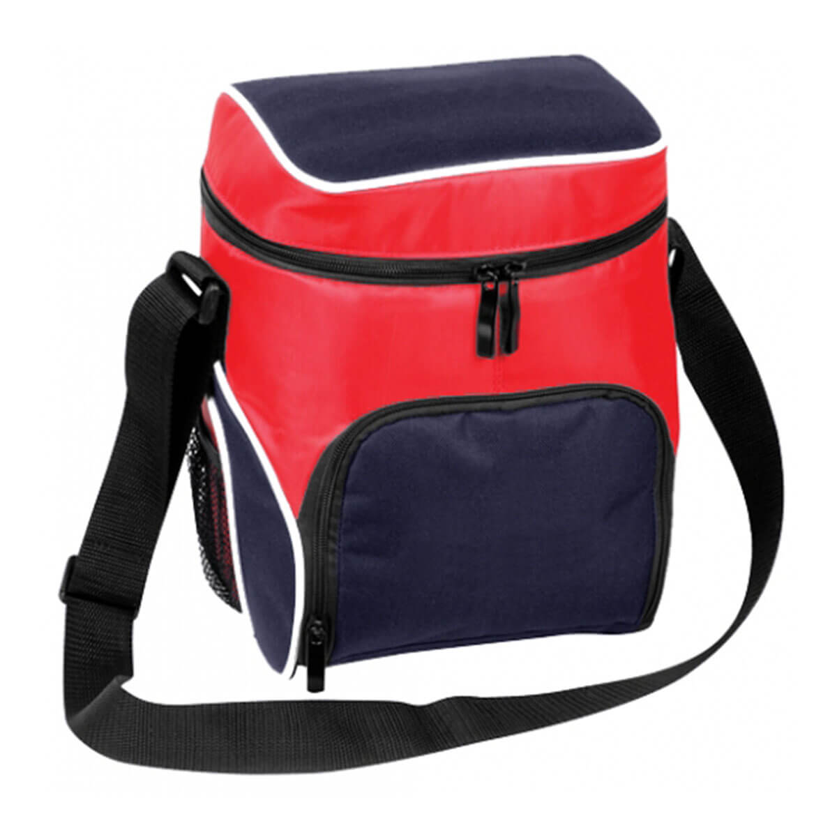 Cooler Bag-Navy / White / Red