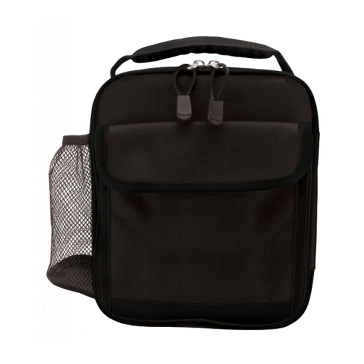 Ivory Cooler Bag-Black / Black
