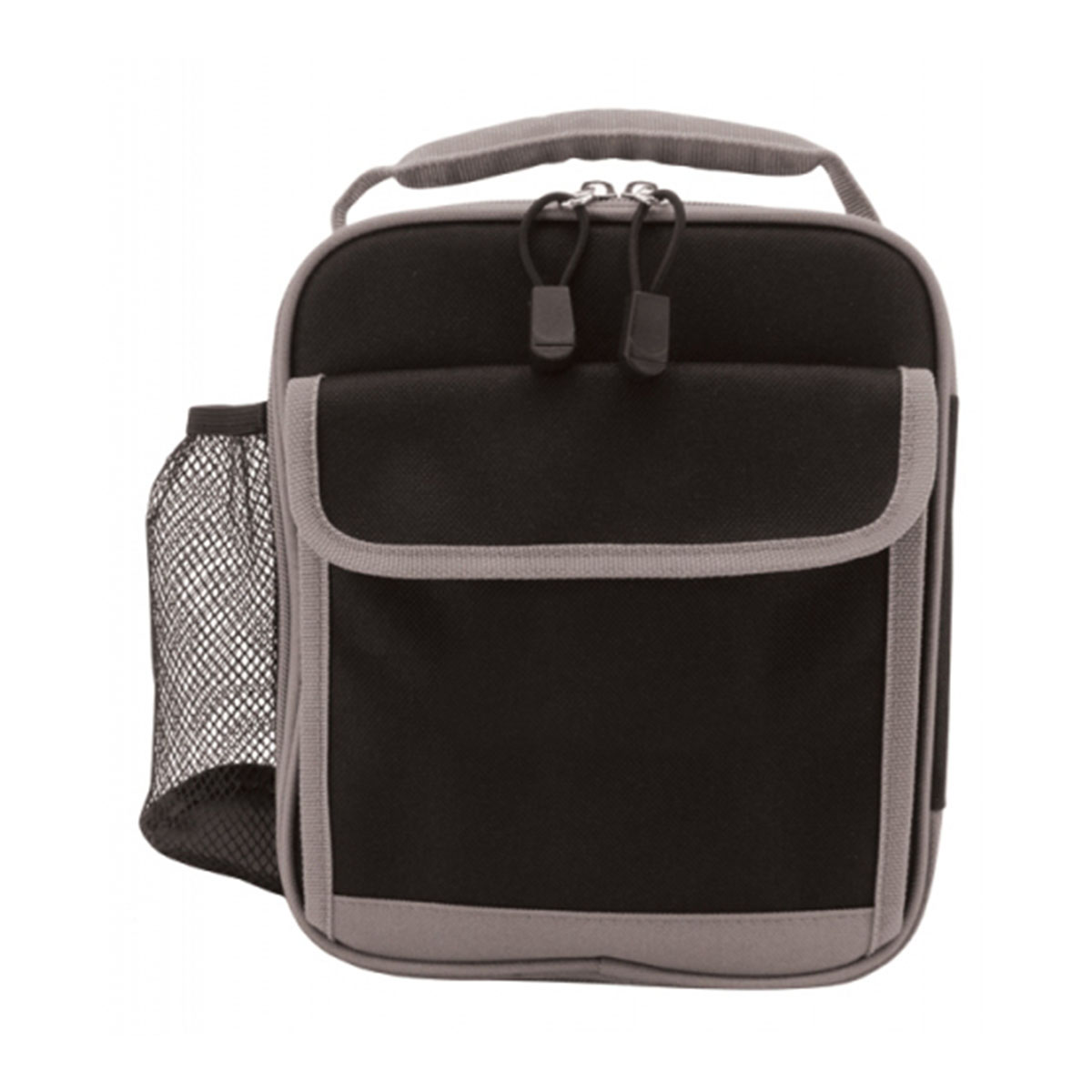 Ivory Cooler Bag-Black / Grey