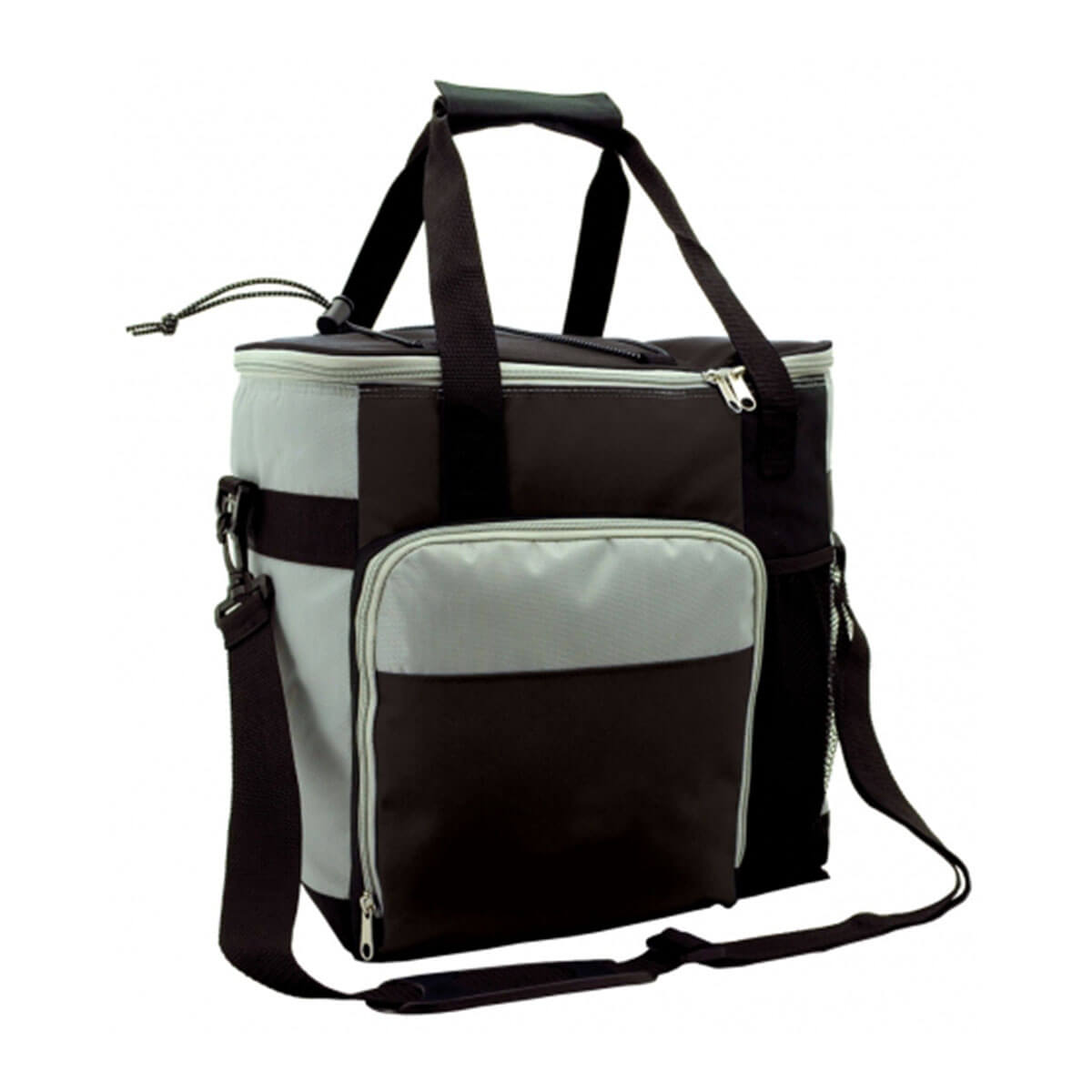 Arctic Cooler Bag-Black / Grey / Black