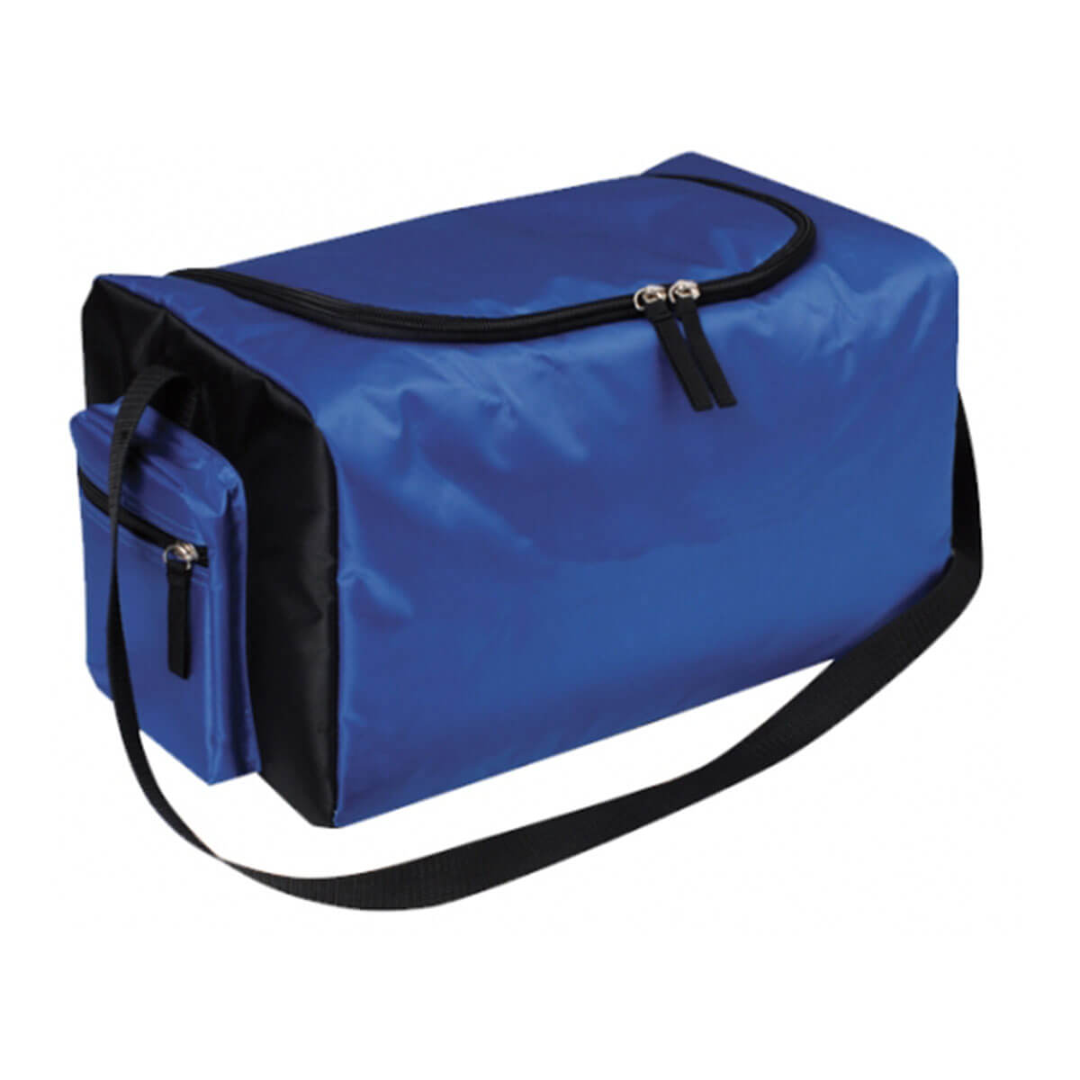 Large Cooler Pack-Royal / Black