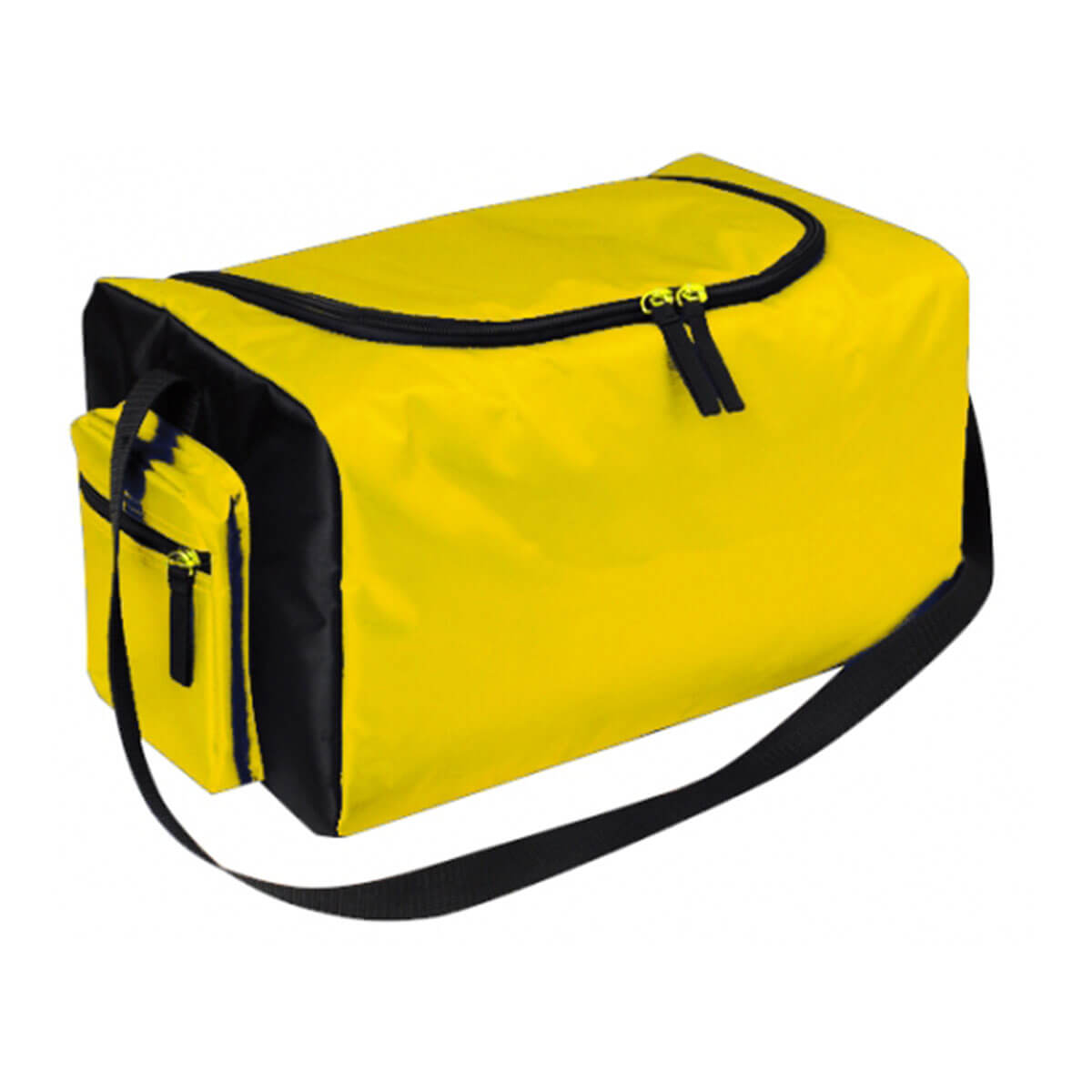 Large Cooler Pack-Yellow / Black