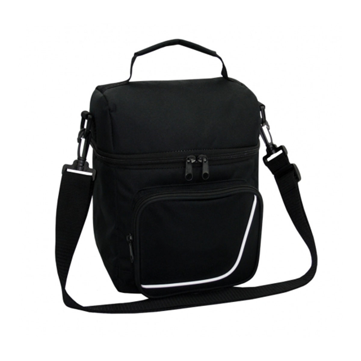 Urban cooler bag-Black / White