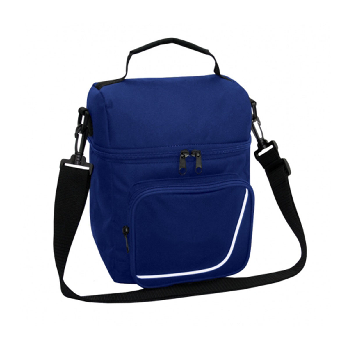Urban cooler bag-Royal / White