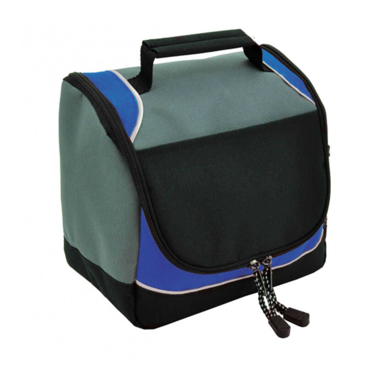 Rydges cooler bag-Black / Royal / White / Charcoal