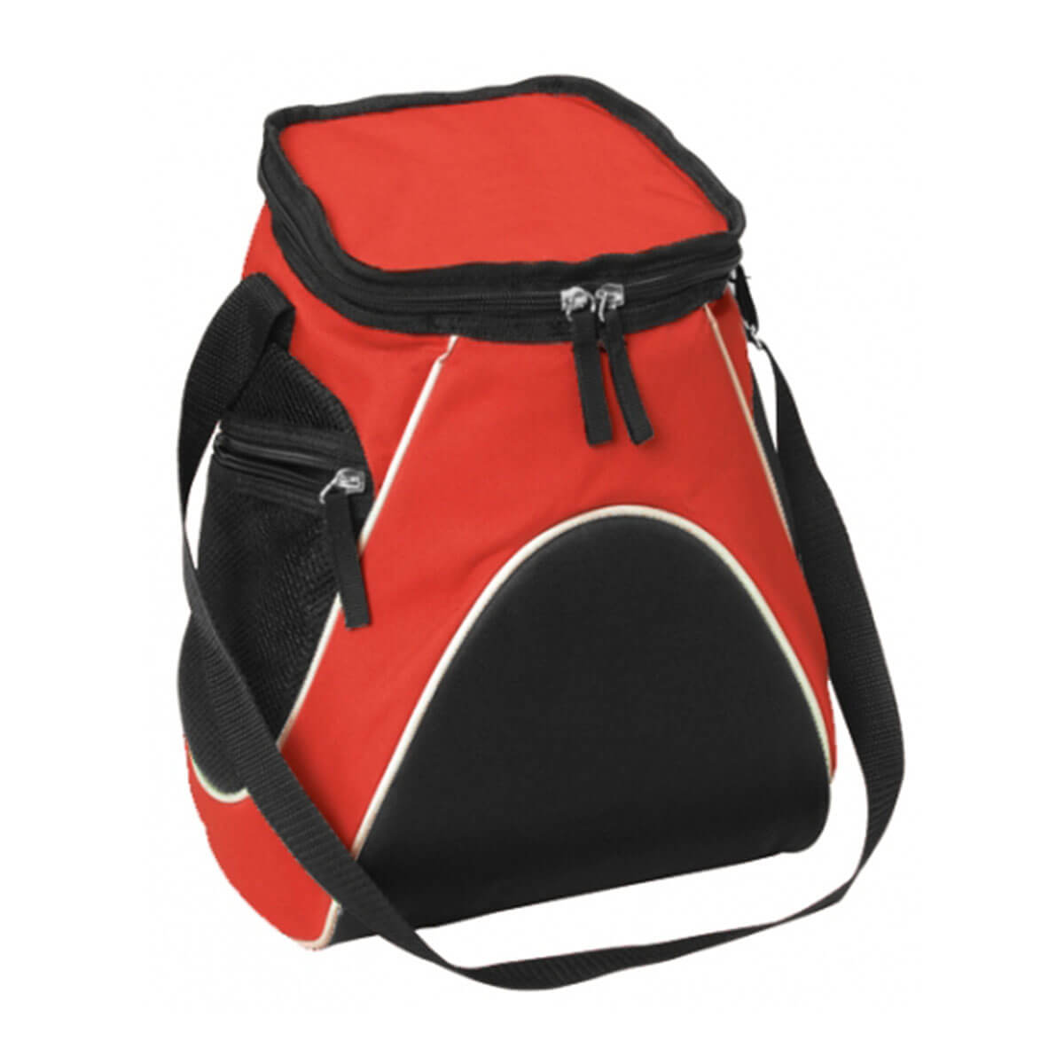 Sports Cooler Bag-Red / White / Black