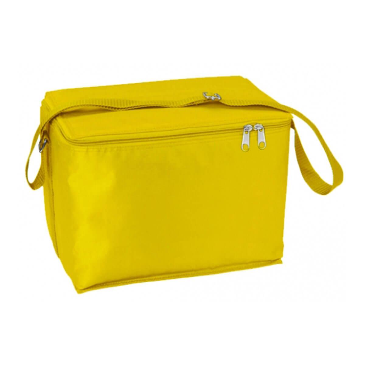 12 Can Cooler Bag-Yellow