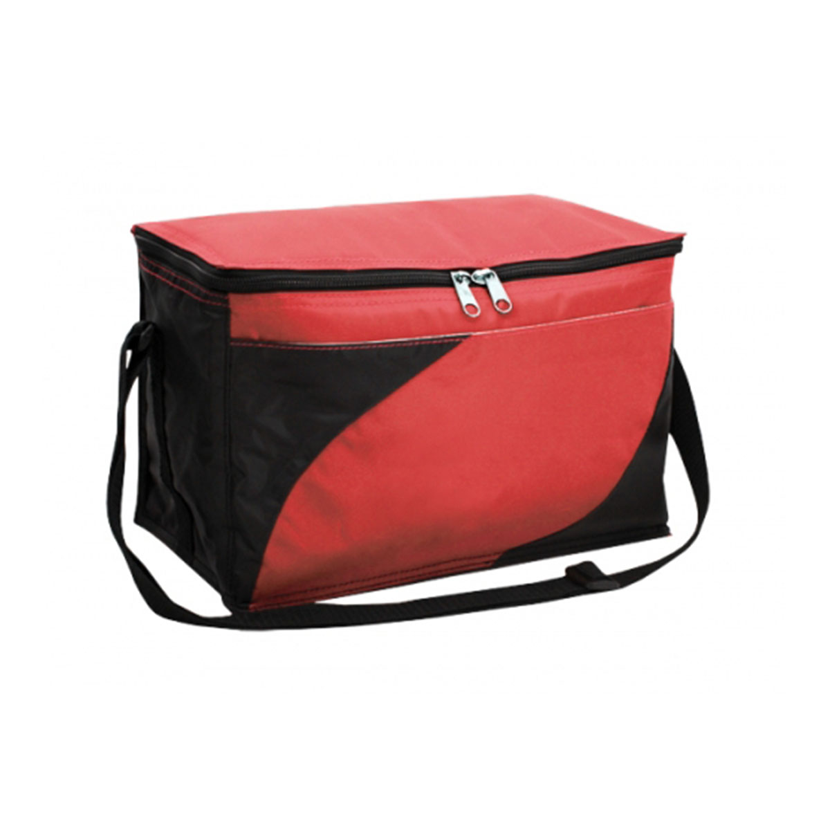 Passage Cooler Bag-Red / Black