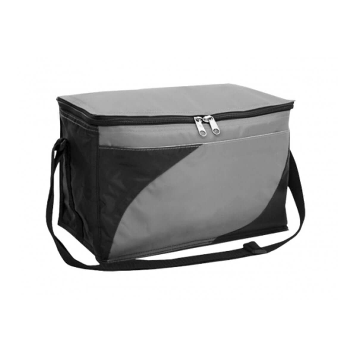 Passage Cooler Bag-Silver / Black