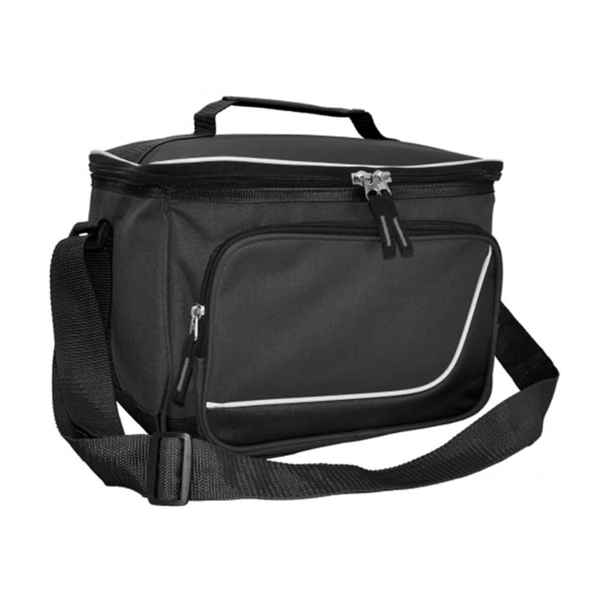 Inspire Cooler Bag-Black / White / Black