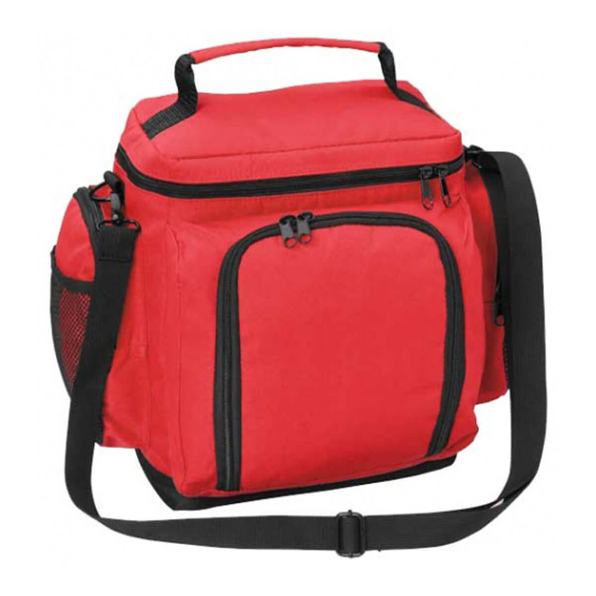 Deluxe Cooler Bag-Red