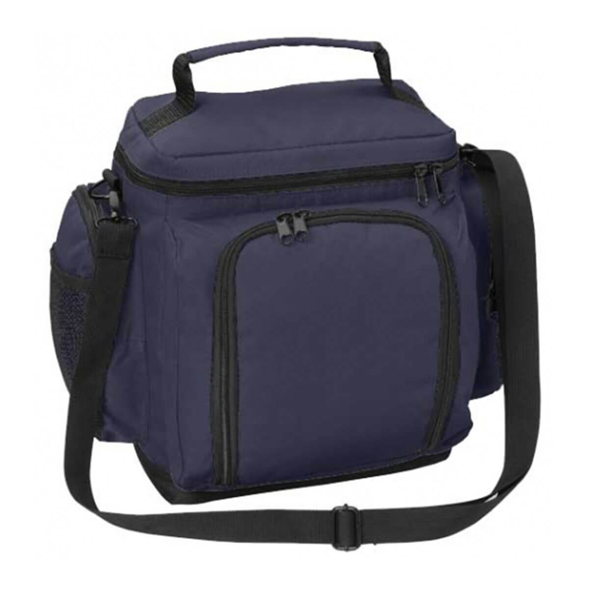 Deluxe Cooler Bag-Navy