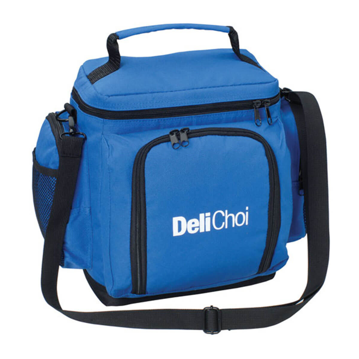 Deluxe Cooler Bag-Royal