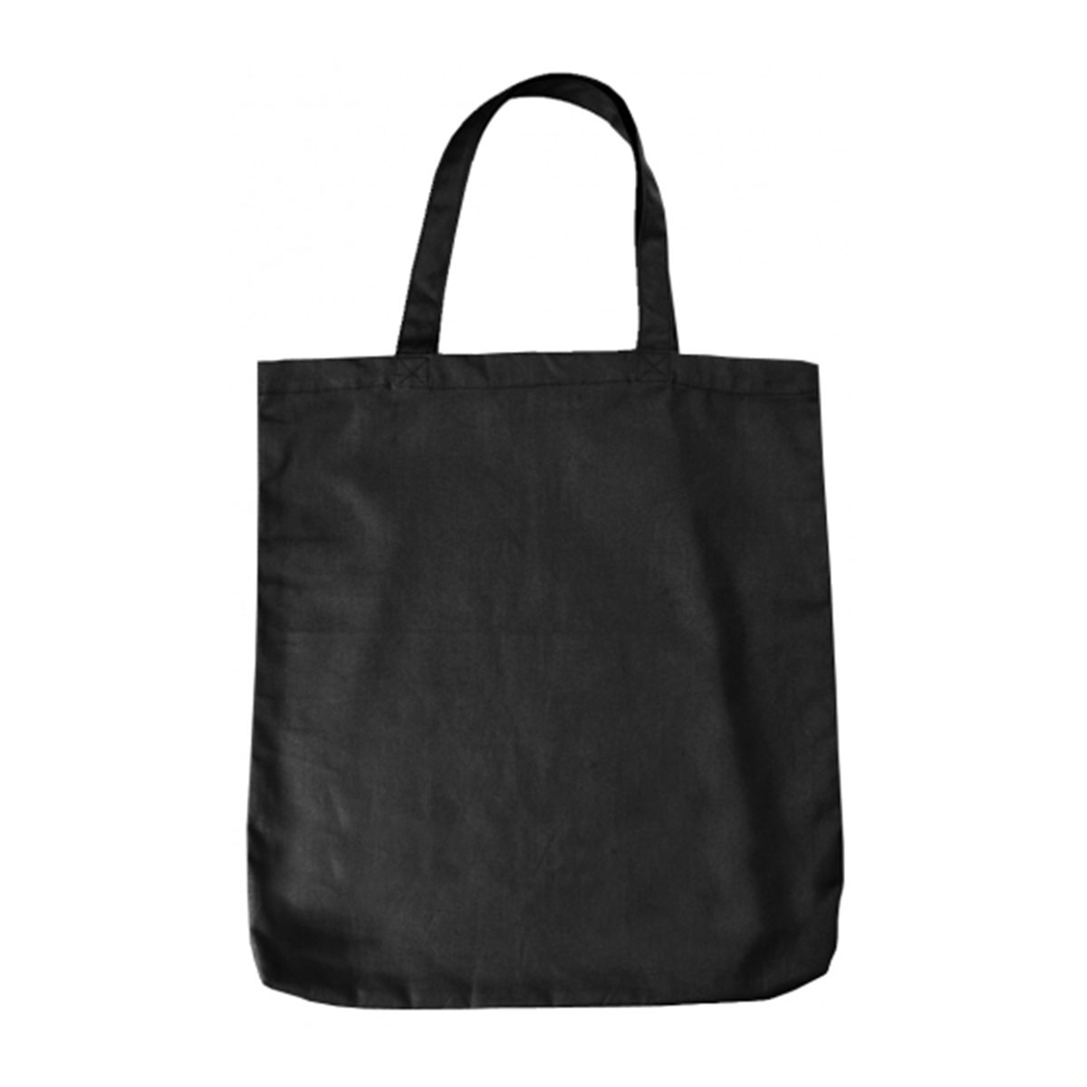 Canvas Tote Bag-Black