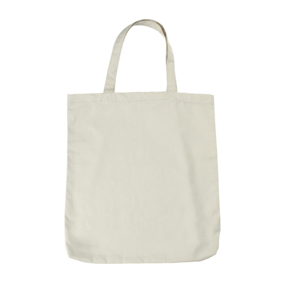 Canvas Tote Bag-Natural