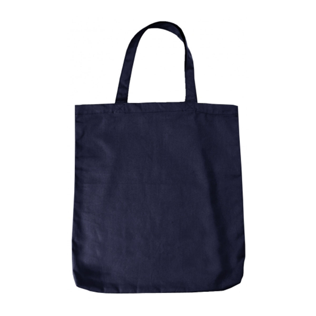 Canvas Tote Bag-Navy