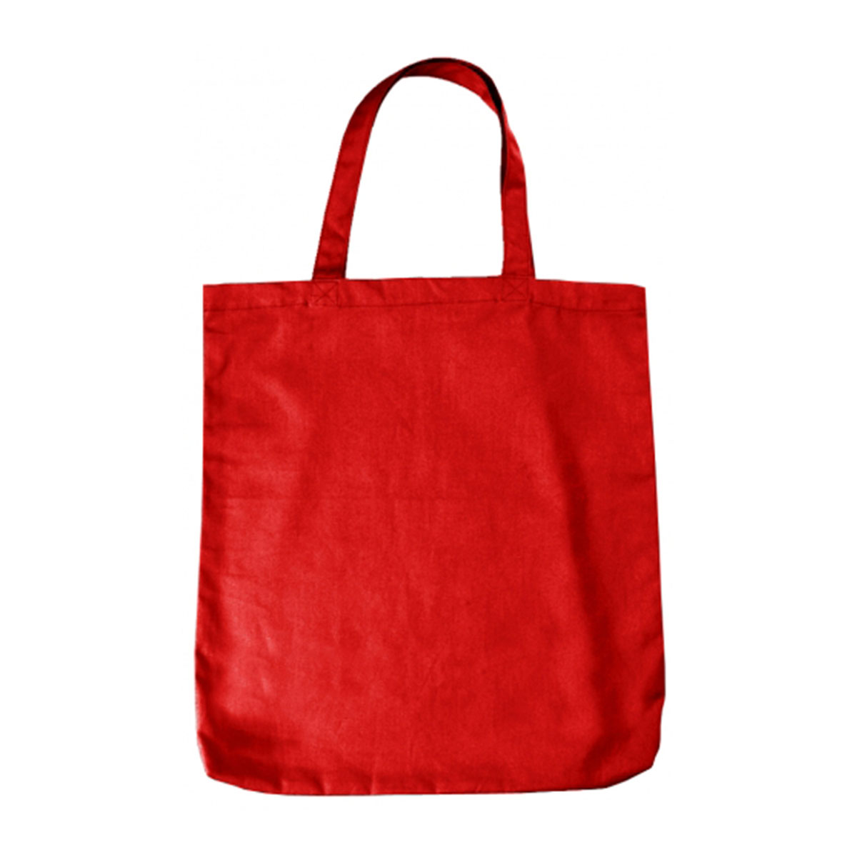 Canvas Tote Bag-Red