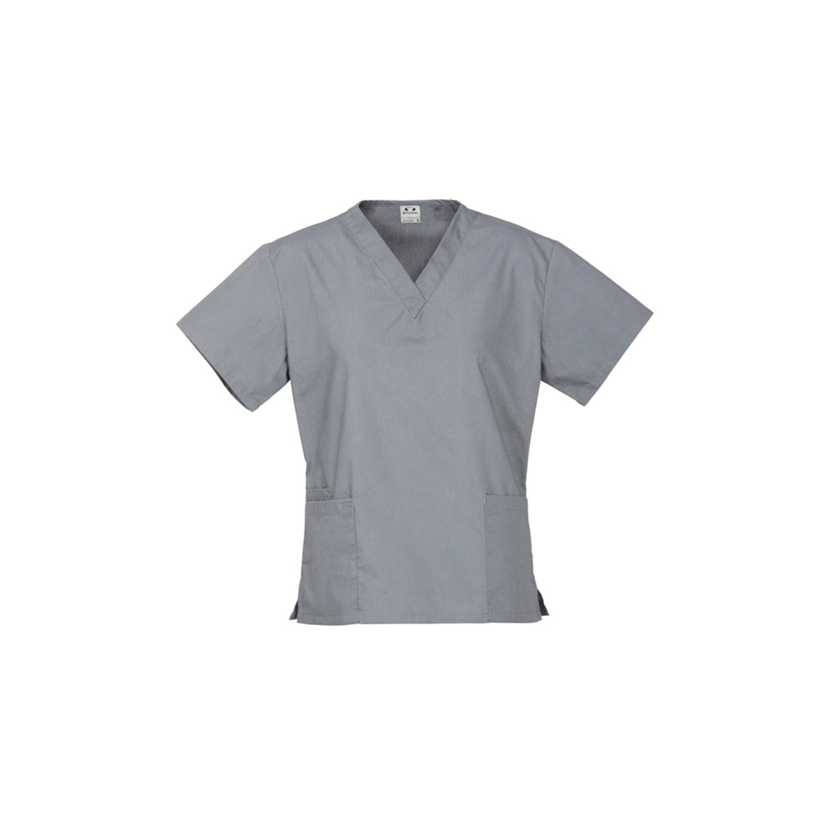 Ladies Classic Scrubs Top-Baby Pink