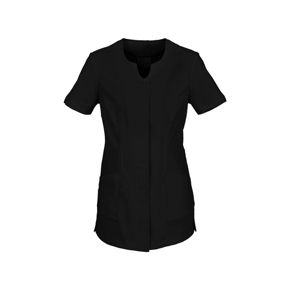 Ladies Eden Tunic-Black